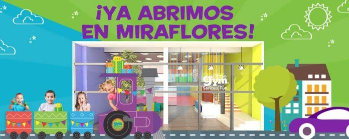 gimnasio para niños en Lima