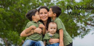Mi trabajo: ser mamá