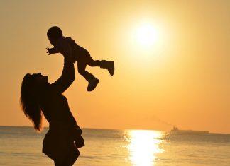 Feliz día del Padre mamá