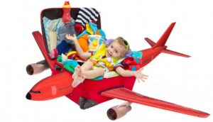Viajar con niños sin morir en el intento.