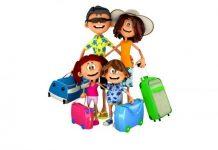 Viajar con niños sin morir en el intento