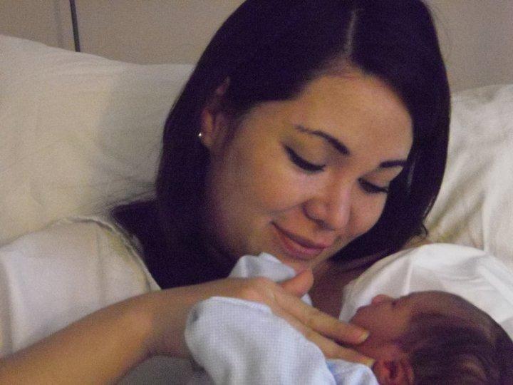 Naciste hijo y contigo nací yo